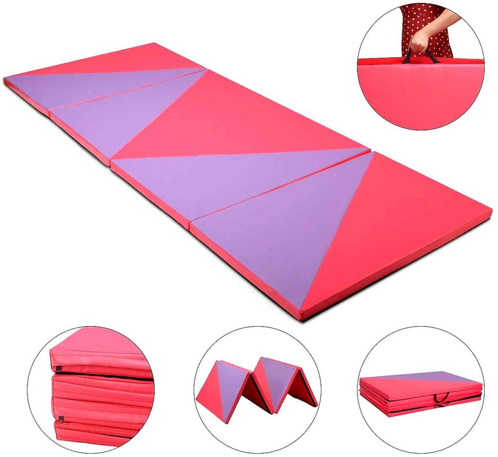 COSTWAY klappbare Bodenmatte
